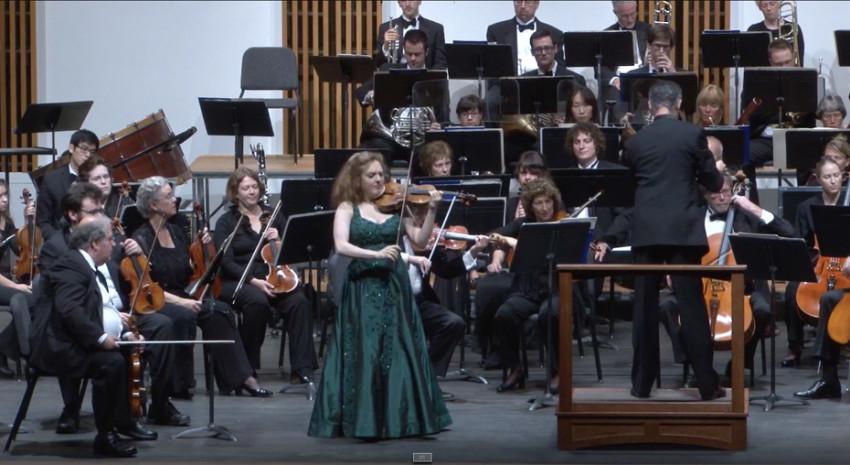 Rachel Barton Pine - Violinist