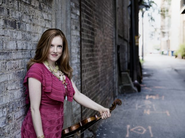 Features & Interviews - Rachel Barton Pine - Violinist